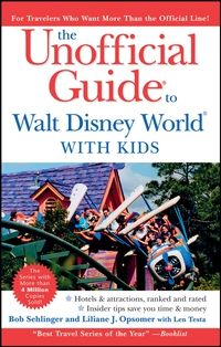 Источник: Bob Sehlinger, The Unofficial Guide® to Walt Disney World® with Kids