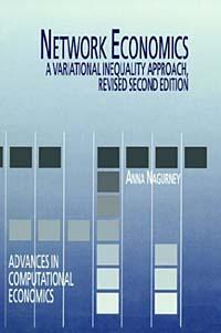 Источник: Anna Nagurney, Network Economics: A Variational Inequality Approach (Advances in Computational Economics, V. 10)