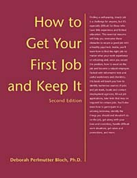 Источник: Deborah Perlmutter Bloch, How to Get Your First Job and Keep It, Second Edition