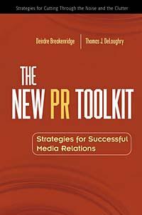 Источник: Deirdre Breakenridge, Thomas J. Deloughry, Tom DeLoughry, The New PR Toolkit: Strategies for Successful Media Relations