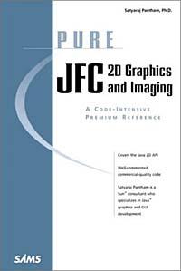 Источник: Satyaraj Pantham, Pure JFC 2D Graphics and Imaging