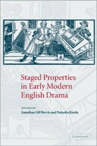 Источник: Staged Properties in Early Modern English Drama
