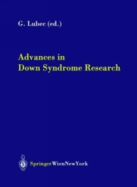 Источник: Advances in Down Syndrome Research