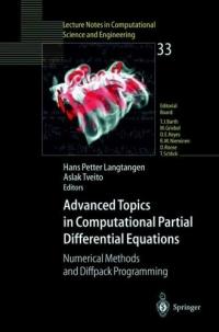 Источник: Editors Hans P. Langtangen, Aslak Tveito, Advanced Topics in Computational Partial Differential Equations