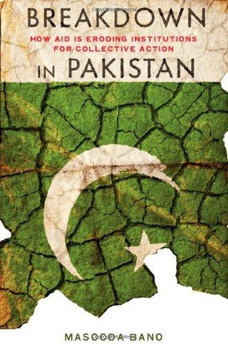 Источник: Masooda Bano. Breakdown in Pakistan: How Aid Is Eroding Institutions for Collective Action