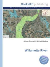 Обложка книги Willamette River