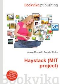 Источник: Jesse Russel, Haystack (MIT project)