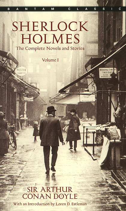 Источник: Arthur Conan Doyle, Sherlock Holmes: The Complete Novels and Stories: Volume 1