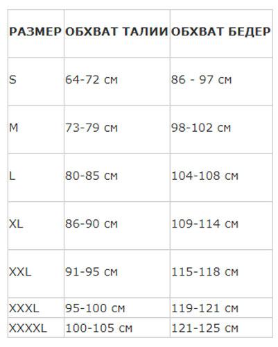 Леггинсы для похудения Bradex Body Shaper, цвет:  черный.  KZ0228.  Размер M (44-46) Bradex