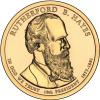 Монета номиналом 1 доллар