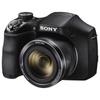Компактный фотоаппарат Sony Cyber-Shot DSC-H300, Black - изображение