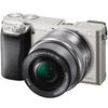 Беззеркальный фотоаппарат Sony Alpha A6000 Kit 16-50 mm, Silver - изображение