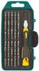 Отвертка переставная FIT, для точных работ, 30 бит - изображение