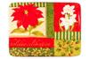 Блюдо Certified International, Керамика красный, зеленый - изображение