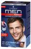 Men Perfect Тонирующий гель для мужчин 70 крем-краска для волос, Натуральный темно-каштановый - изображение
