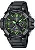 Часы мужские наручные Casio, цвет: черный, зеленый. MCW-100H-3A - изображение