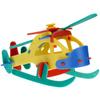 Флексика Мягкий конструктор Пассажирский вертолет - изображение