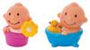Курносики Набор игрушек-брызгалок для ванны Непоседы - изображение