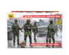 Звезда Сборная модель Современная российская пехота Вежливые люди - изображение