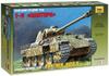 Звезда Сборная модель Немецкий средний танк T-V Пантера - изображение