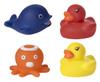 Курносики Набор игрушек для ванной Веселое купание 4 шт - изображение