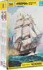 Звезда Сборная модель Французский фрегат Ашерон - изображение