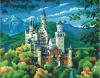 KSG Картина по номерам Замок Нойшванштайн - изображение