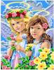 KSG Картина по номерам Ангелы - изображение
