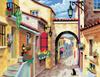 KSG Картина по номерам Городской пейзаж - изображение
