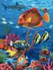 KSG Картина по номерам Подводный мир - изображение