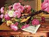 KSG Картина по номерам Романтический букет - изображение
