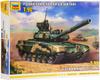 Звезда Сборная модель Российский боевой танк Т-90 - изображение