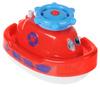 ABtoys Игрушка для ванной Кораблик-фонтан цвет красный - изображение