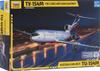 Звезда Сборная модель Российский авиалайнер Ту-154М - изображение