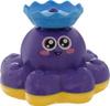 ABtoys Игрушка для ванной Осьминог-фонтан цвет фиолетовый - изображение