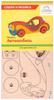 Ugears Сборная деревянная модель Автомобиль - изображение