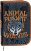 Action! Пенал Animal Planet Wolves - изображение