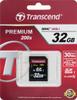 Transcend SDHC Class 10 32GB карта памяти - изображение