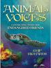 Карты Таро Blue Angel Oracle Animal Voices - изображение