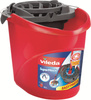 Ведро для отжима ленточных швабр Vileda Вишмоп, красный - изображение
