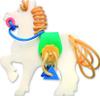 Флексика Игра-шнуровка Лошадка - изображение