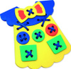 Флексика Игра-шнуровка Платье - изображение