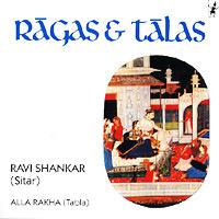Ravi Shankar. Ragas And Talas #1