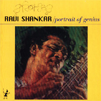 Ravi Shankar. Portrait Of Genius #1