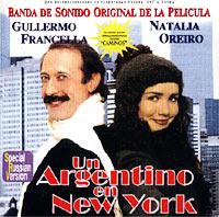 Gullermo Fracella, Natalia Oreiro. Un Argentino en New York #1