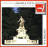 Musica Viva. В.А. Моцарт #1