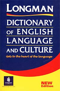 Longman Dictionary of English Language and Culture #1