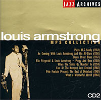 Jazz Archives. Louis Armstrong. CD 2. MP3 Collection #1