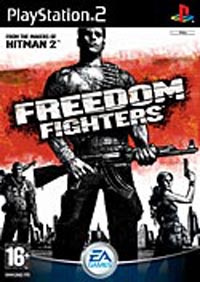 Игра Freedom Fighters (PlayStation 2 #1