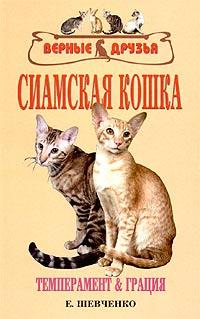 Сиамская кошка. Стандарты. Выбор. Содержание. Разведение  #1